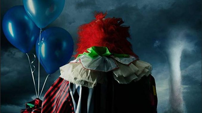 """Trailer: Hold your balloons, """"Clownado"""" is on its way"""