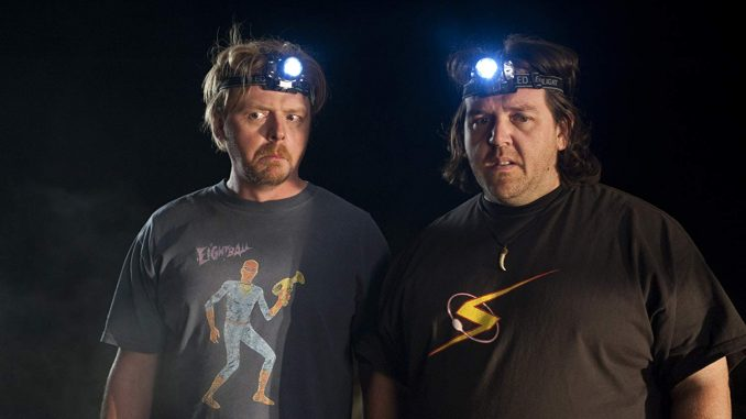"Simon Pegg and Nick Frost are returning with serial killer horror comedy ""Svalta"""