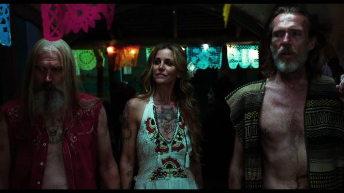 "The first teaser for Rob Zombie's ""3 From Hell"" is finally here"