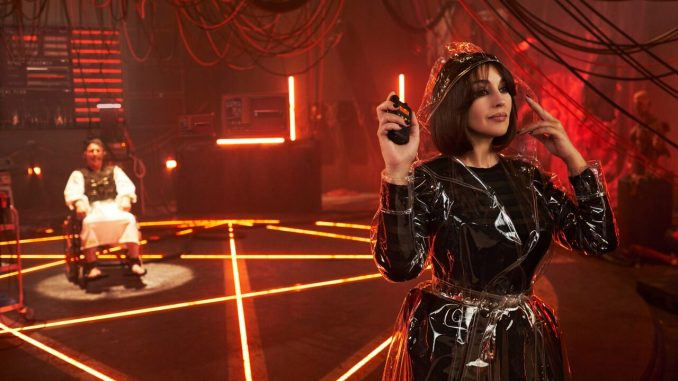 """Trailer: """"Nekrotronic"""", starring Monica Bellucci, is coming out on August"""