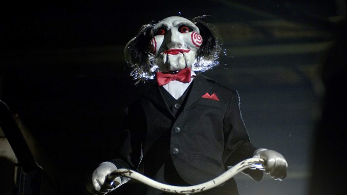 """Samuel L. Jackson and Chris Rock will lead the cast of the upcoming """"Saw"""" movie"""