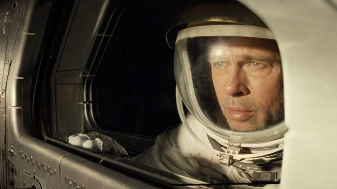 "Brad Pitt crosses the solar system in the new trailer of ""Ad Astra"""