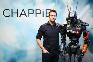 "Neill Blomkamp is off ""Robocop"" and working on a horror film"