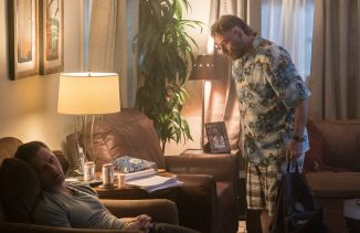 "Trailer of Fred Durst's ""The Fanatic"", starring John Travolta"