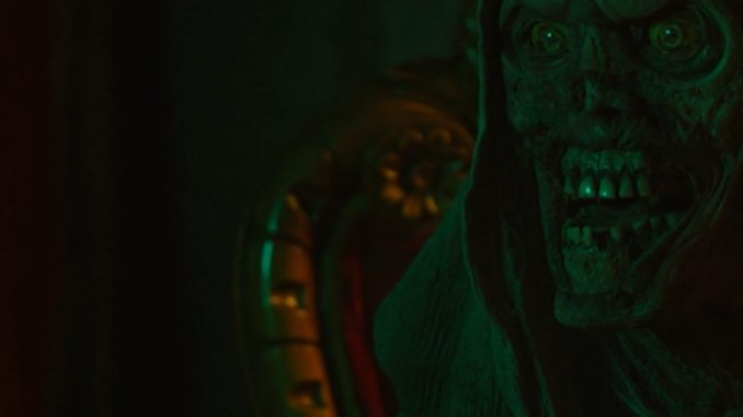 "Watch the trailer for the new season of ""Creepshow"", premiering next week"