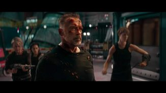 """Check out the red band trailer for rated-R """"Terminator: Dark Fate"""""""