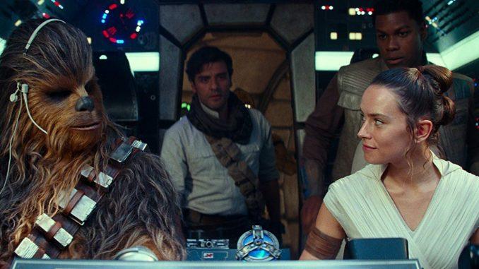 "Final trailer for ""Star Wars: The Rise of Skywalker"""