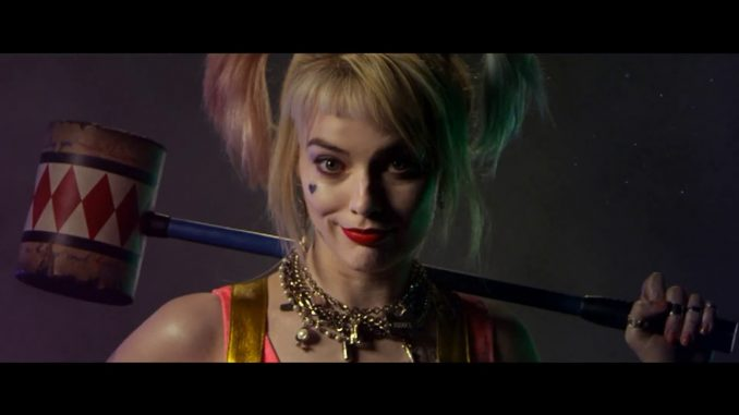 """Harley Quinn is back in the first trailer for """"Birds of Prey"""""""