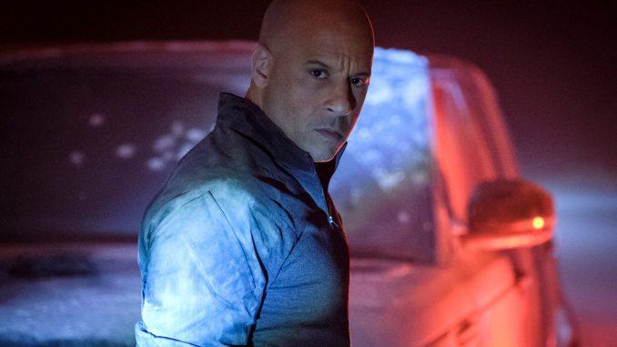 "Trailer: Vin Diesel stars superheroes movie ""Bloodshot"""