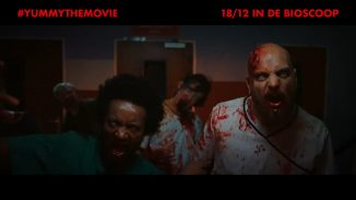 "A plastic surgery clinic turns into a zombie gorefest in ""Yummy"""