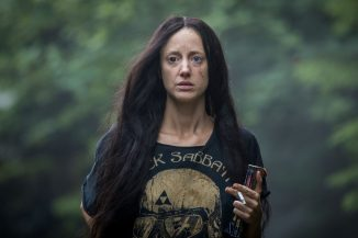 "Andrea Riseborough will star horror thriller ""Geechee"""