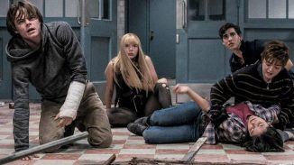 "Trailer: The X-Men franchise goes horror in ""The New Mutants"""