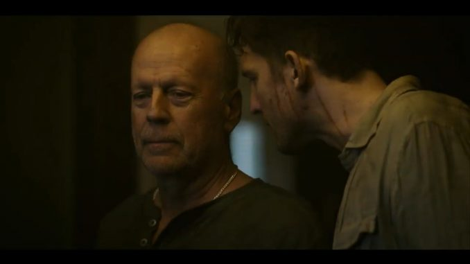 "Bruce Willis faces the horrors of a home invasion in ""Survive the Night"""
