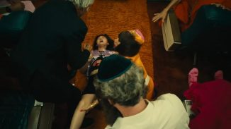 """Demonic possessions in an airplane. """"Exorcism at 60,000 Feet"""" is coming out in May"""