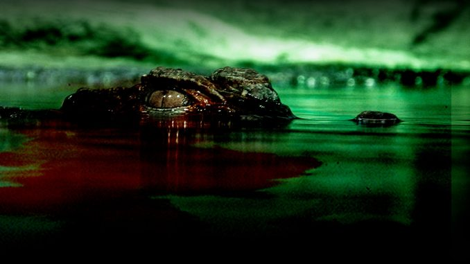 """Deep underwater caves and hungry crocodiles. Trailer for """"Black Water: Abyss"""""""
