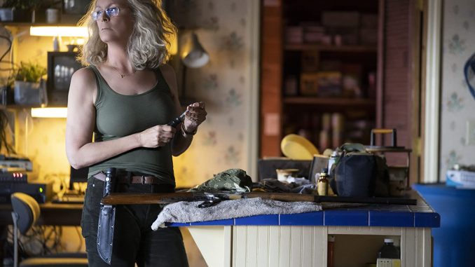 """Jamie Lee Curtis will debut as a director with climate change horror """"Mother Nature"""" for Blumhouse"""