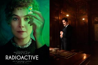 Trailers for Marie Curie and Nikola Tesla's biopics are out