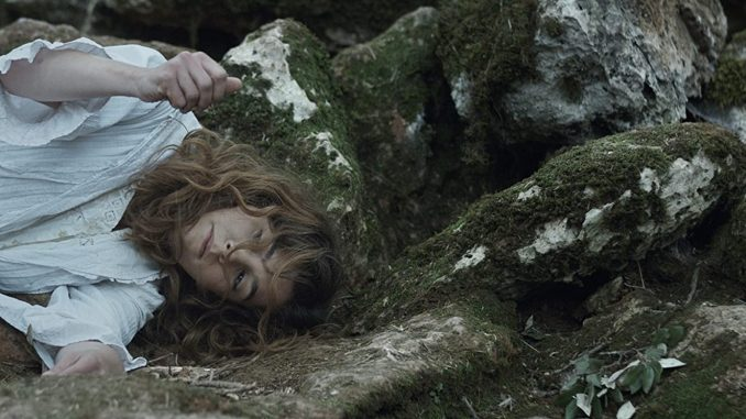 """Horror and Greek mythology hold hands in """"Entwined"""""""