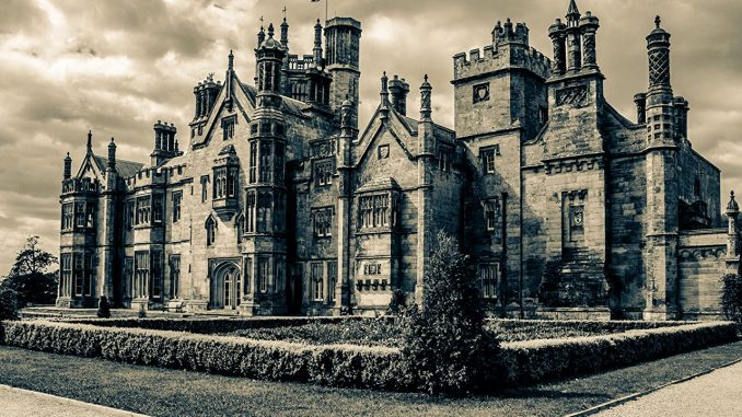 "Release info for supernatural horror-thriller ""The Haunting of Margam Castle"""