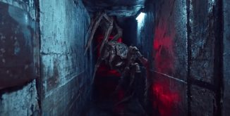 "Watch the trailer of Taiwanese creature horror ""Abyssal Spider"""