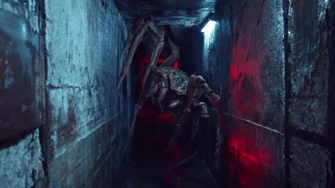 """Watch the trailer of Taiwanese creature horror """"Abyssal Spider"""""""
