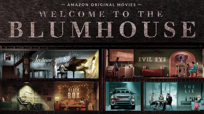 [Trailers] Bloomhouse and Amazon bring you 4 original horror movies opening today