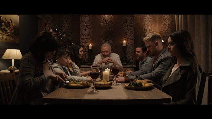 "Christmas dinner goes very wrong in horror film ""Hosts"""