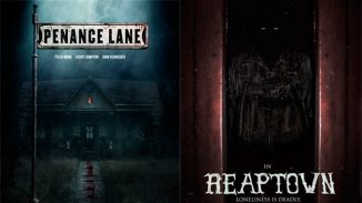 """Haunted places haunt criminals in """"Penance Lane"""" and """"Reaptown"""""""