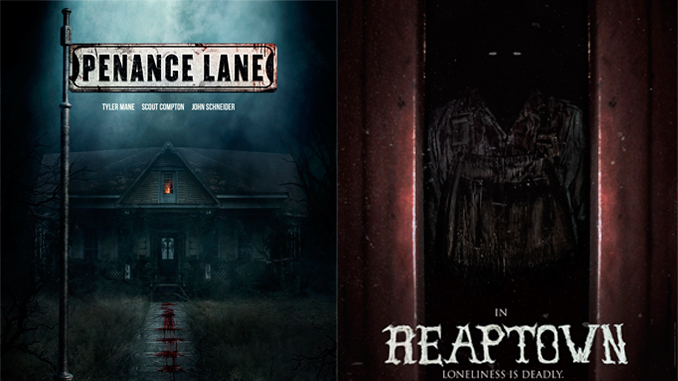 "Haunted places haunt criminals in ""Penance Lane"" and ""Reaptown"""