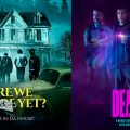 "Laughs and frights. Check out horror comedies ""Dead"" and ""Are We Dead Yet"""
