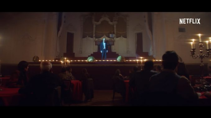 "Netflix to release Norwegian horror-thriller ""Cadaver"""