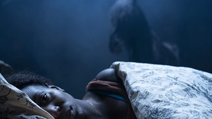 """A pregnant woman has horrible hallucinations in """"Kindred"""""""