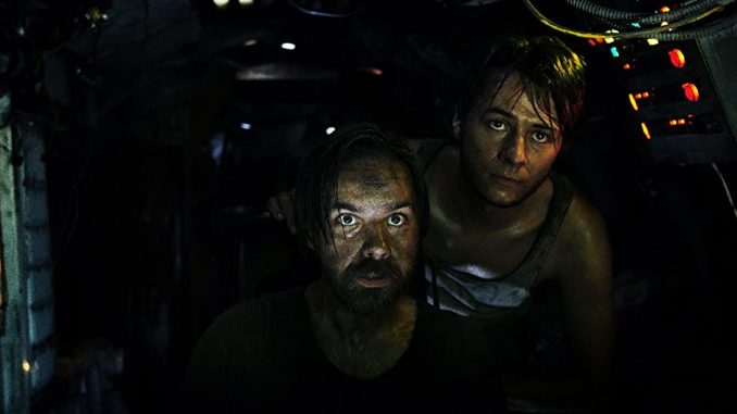 """In German sci-fi """"Final Voyage"""" two people search in space for a new home"""
