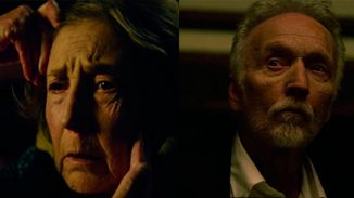 "Lin Shaye and Tobin Bell star in horror-thriller ""The Call"""