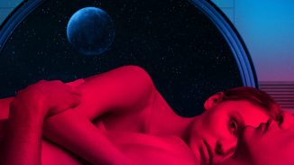 """A crew of astronauts descends into paranoia and madness in """"Voyagers"""""""