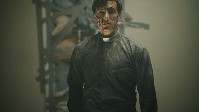 """An exorcist and a rookie priest team up against Evil in """"The Seventh Day"""""""