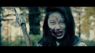 "Concept teaser for zombie horror ""Z Dead End"""