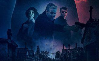 "An MI5 agent investigates vampire murders in ""Nest of Vampires"""