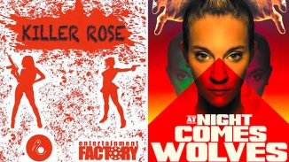 """Girls try to survive in horror-thrillers """"Cold Blooded Killers"""" and """"At Night Comes Wolves"""""""