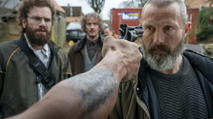 """Mads Mikkelsen is on a revenge quest in Danish action thriller """"Riders of Justice"""""""
