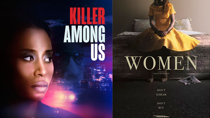 """Serial killers are on the loose in """"Killer Among Us"""" and """"Women"""""""