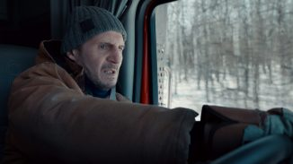 """Liam Neeson stars in Netflix action-thriller """"The Ice Road"""""""