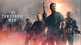 """""""The Tomorrow War"""" is out this weekend, starring Chris Pratt (new trailer)"""