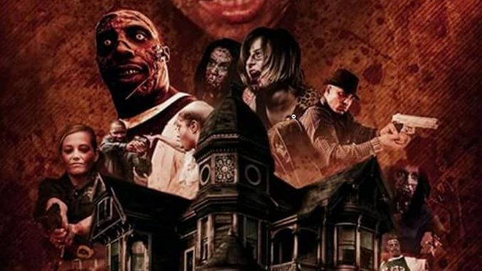 """Zombies and failed drug-busts in """"Crack House of the Dead"""""""