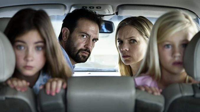 """A road-raging family man finds himself pursued and terrorized by a mad van driver in """"Tailgate"""""""