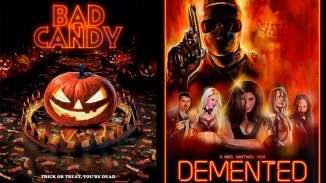 """Horror thrillers """"Bad Candy"""" and """"The Demented"""" are warming up the pre-Halloween season"""