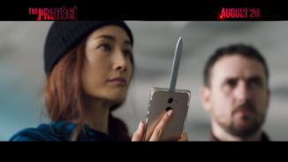 """Maggie Q is an assassin seeking justice in """"The Protege"""""""