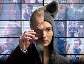 """Big Brother is watching. Take a look at sci-fi thriller """"Lone Wolf"""""""