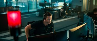 """Jake Gyllenhaal is a dispatch officer receiving a kidnap call in """"The Guilty"""""""