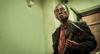 """Take a look at Taiwan horror film """"The Sadness"""""""